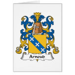 Escudo de la familia de Arnoud Tarjeton