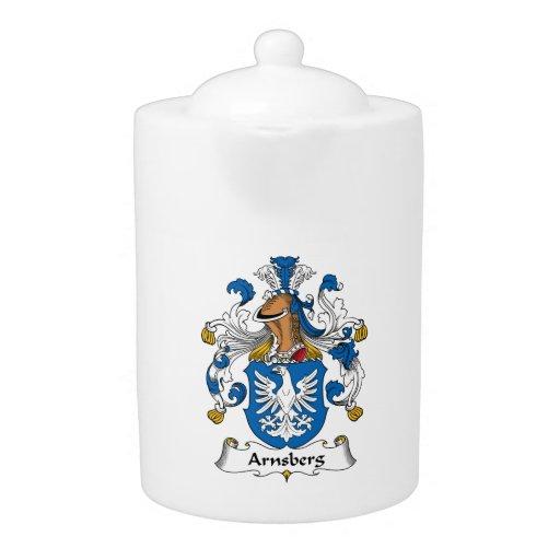 Escudo de la familia de Arnsberg