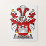 Escudo de la familia de Arnsburg Rompecabeza Con Fotos