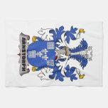 Escudo de la familia de Arnstorph Toallas De Cocina