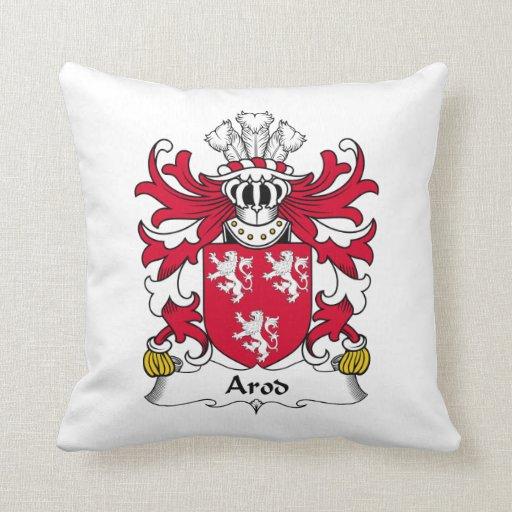 Escudo de la familia de Arod Cojín