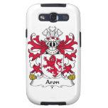 Escudo de la familia de Aron Samsung Galaxy S3 Cárcasas