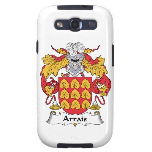 Escudo de la familia de Arrais Galaxy S3 Cobertura
