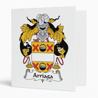 Escudo de la familia de Arriaga