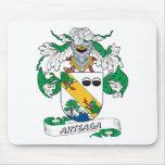 Escudo de la familia de Arteaga Alfombrilla De Raton