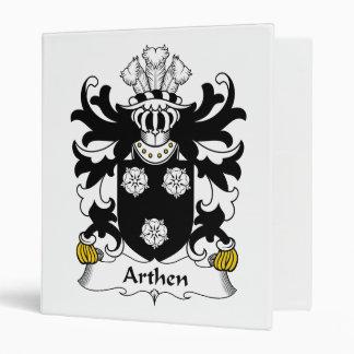 Escudo de la familia de Arthen