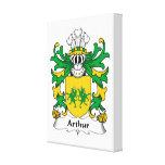 Escudo de la familia de Arturo Lona Estirada Galerias
