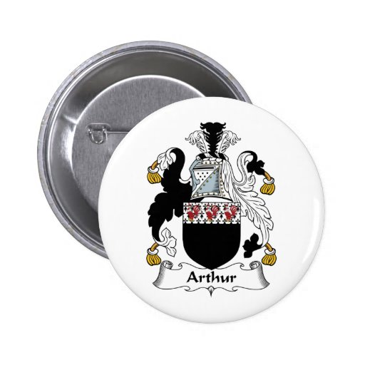 Escudo de la familia de Arturo Pin