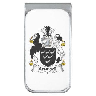 Escudo de la familia de Arundell