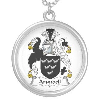 Escudo de la familia de Arundell Collar Personalizado
