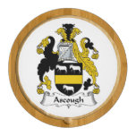 Escudo de la familia de Ascough