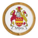 Escudo de la familia de Ashbury
