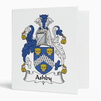 Escudo de la familia de Ashby