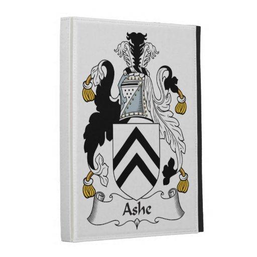 Escudo de la familia de Ashe