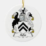 Escudo de la familia de Ashe Ornatos