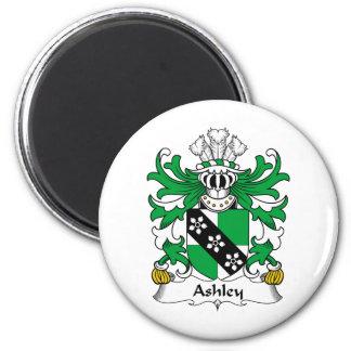 Escudo de la familia de Ashley Imán Redondo 5 Cm