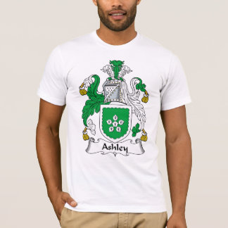 Escudo de la familia de Ashley Playera