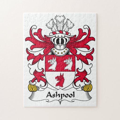 Escudo de la familia de Ashpool Rompecabezas Con Fotos