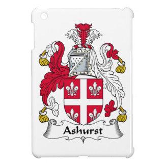 Escudo de la familia de Ashurst iPad Mini Protector