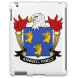 Escudo de la familia de Ashwell