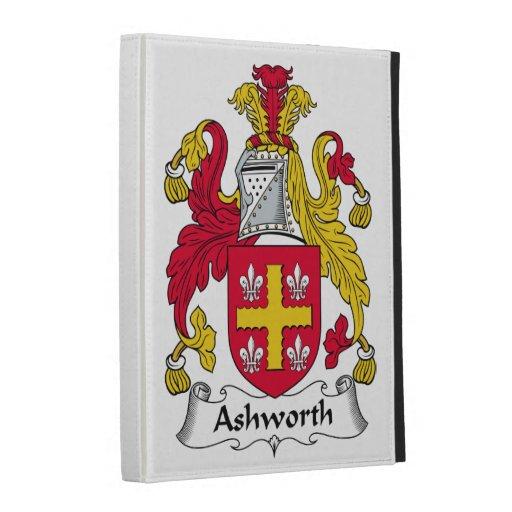 Escudo de la familia de Ashworth