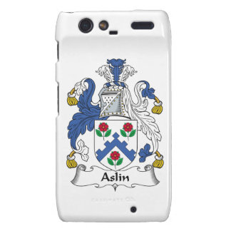 Escudo de la familia de Aslin Droid RAZR Fundas