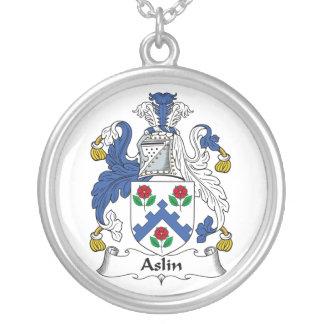 Escudo de la familia de Aslin Joyeria