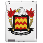 Escudo de la familia de Aspinwall