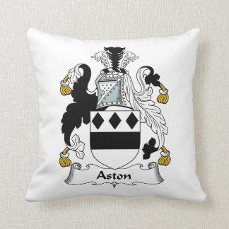 Escudo de la familia de Aston Cojín