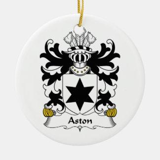 Escudo de la familia de Aston Ornatos