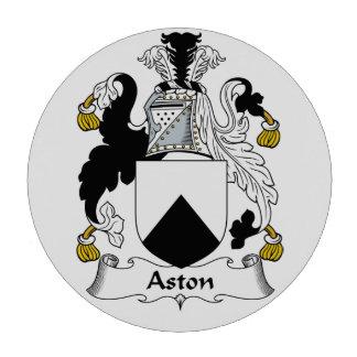 Escudo de la familia de Aston Fichas De Póquer