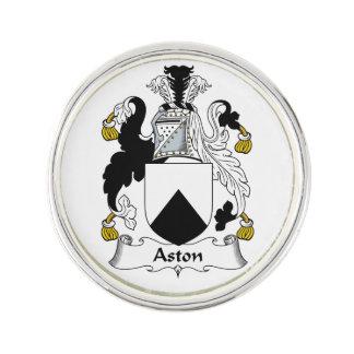 Escudo de la familia de Aston Insignia