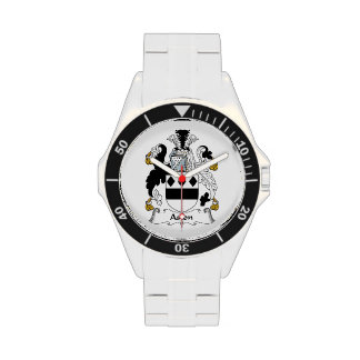 Escudo de la familia de Aston Relojes