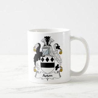 Escudo de la familia de Aston Taza