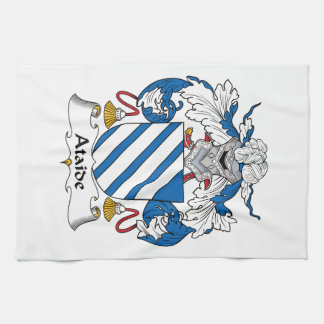 Escudo de la familia de Ataide Toallas