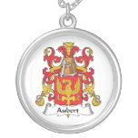 Escudo de la familia de Aubert Collares