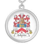 Escudo de la familia de Aubertin Grimpolas Personalizadas