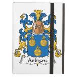 Escudo de la familia de Aubigne