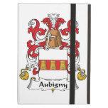 Escudo de la familia de Aubigny