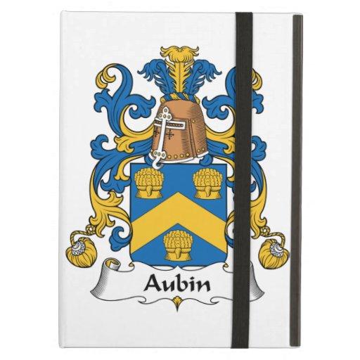Escudo de la familia de Aubin