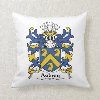 Escudo de la familia de Aubrey Almohada