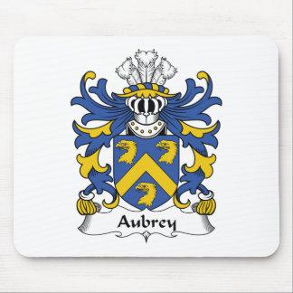 Escudo de la familia de Aubrey Tapete De Ratones