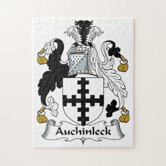 Escudo de la familia de Auchinleck Rompecabezas