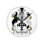Escudo de la familia de Auchinleck Relojes