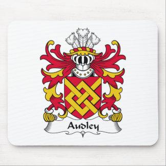 Escudo de la familia de Audley Tapetes De Raton