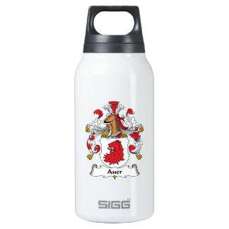 Escudo de la familia de Auer Botella Isotérmica De Agua