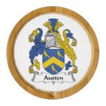 Escudo de la familia de Austen