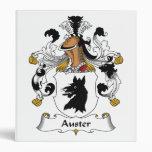 Escudo de la familia de Auster
