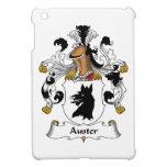 Escudo de la familia de Auster iPad Mini Funda