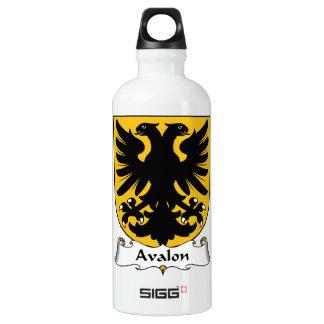 Escudo de la familia de Avalon